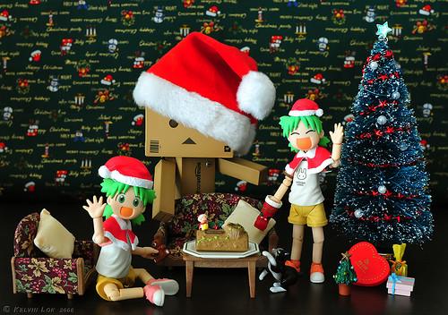 Yotsuba & Christmas | by kelvin255