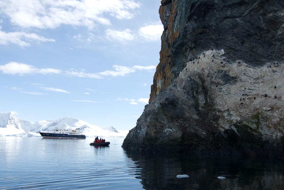 Boat, Boat, Rock, Shag
