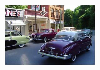 East Main Street-1951 | by In Memoriam: Michael Paul Smith
