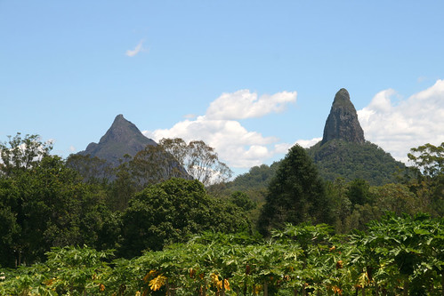 Glasshouse Mountains | by .Storm