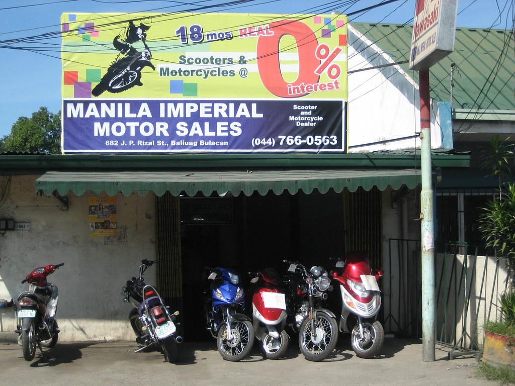 MANILA IMPERIAL MOTOR SALES BALIUAG BULACAN BRANCH | Flickr