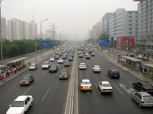 Beijing 2nd Ring Road | by Pedronet