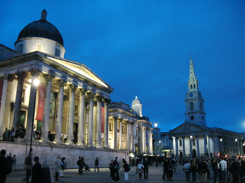 National Gallery & St. Martin-in-the-Fields | by Dunechaser