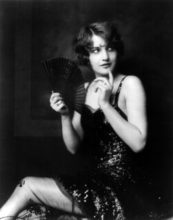 Barbara Stanwyck, Ziegfeld girl, by Alfred Cheney Johnston, ca. 1924 | by trialsanderrors