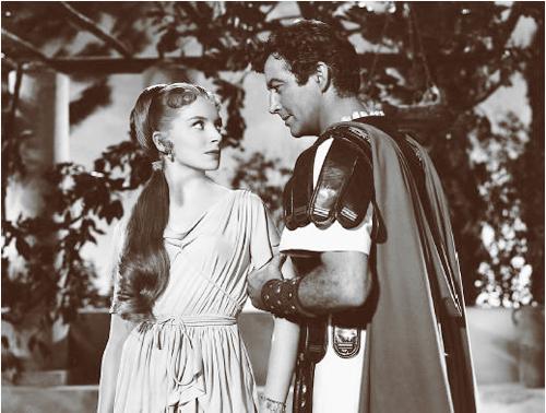 Deborah Kerr & Robert Taylor | Quo Vadis (1951) | Susanlenox | Flickr