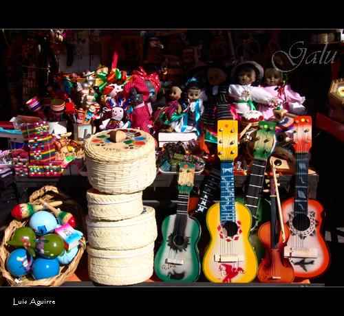 Desde la Nopalera - Popocatepetl - Puebla - México