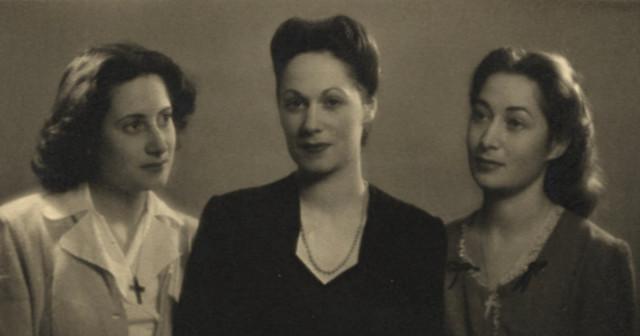 La mia mamma con le sue sorelle (3)