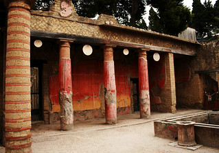 Herculaneum - House of Telephus 1 | by Paul 'Tuna' Turner