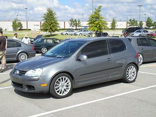 2008 Volkswagen Rabbit (Mk  5 Golf)   Owner: Justin Duerr, M