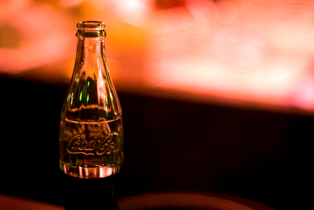 black drink red label | in a bar | kuuan | Flickr