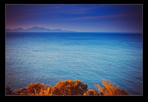 light mountains water colors sunrise turkey island rocks sony may vivid ile kos greece mai 2008 grece grecja a700 a900 abigfave dslra700 alpha900 gettyimagesbeneluxq1