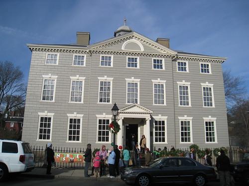 Gingerbread Festival At Jeremiah Lee Mansion | by katy elliott
