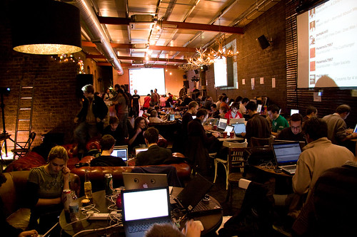Last.fm Hack Day   by Russ Garrett