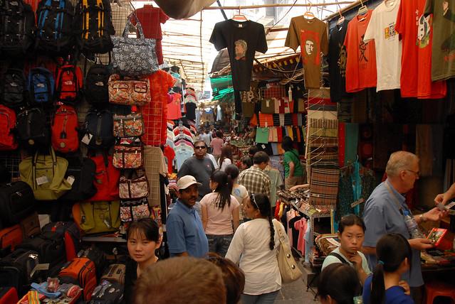 Markt_xian