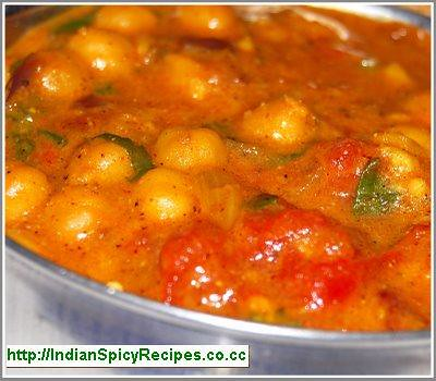 Indian Spicy Recipes - Channa Bhatura | by Forward2Friends