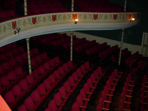 city hall nc theater theatre cityhall ghost orb northcarolina haunted wilmington orbs thalianhall