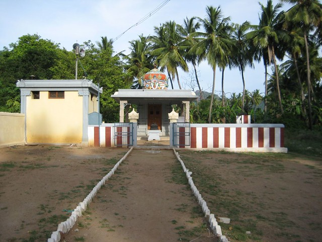Veera Anjaneyar Temple