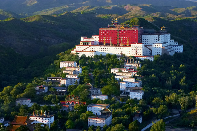 Mountain Resort and its Outlying Temples, Chengde, China