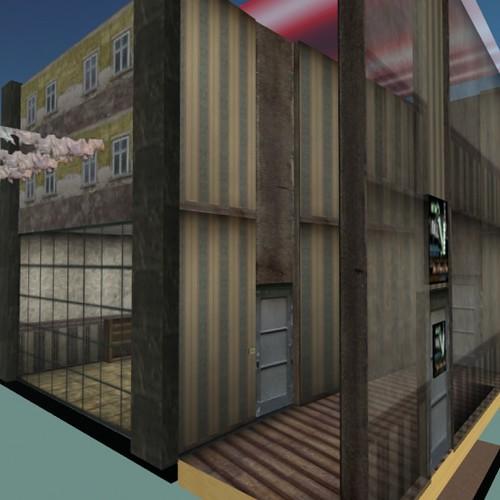 SLSC OPoT Set Preview 2 (Corridor - bare) | by inacentaurdump