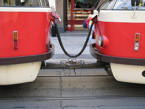 Tram Coupling