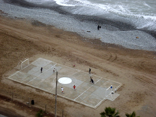 Fútbol Playa / Beach Soccer | by Miguel Vera