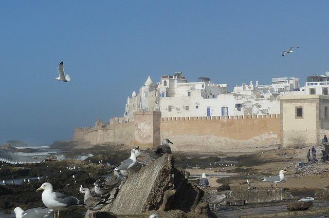 City Walls, Essaouira, Morocco