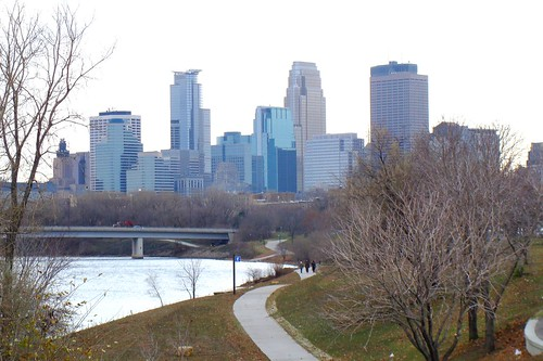 Minneapolis Skyline | by Doug Wallick
