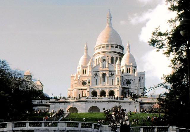 Paris- Sacre Coeur   - 0183
