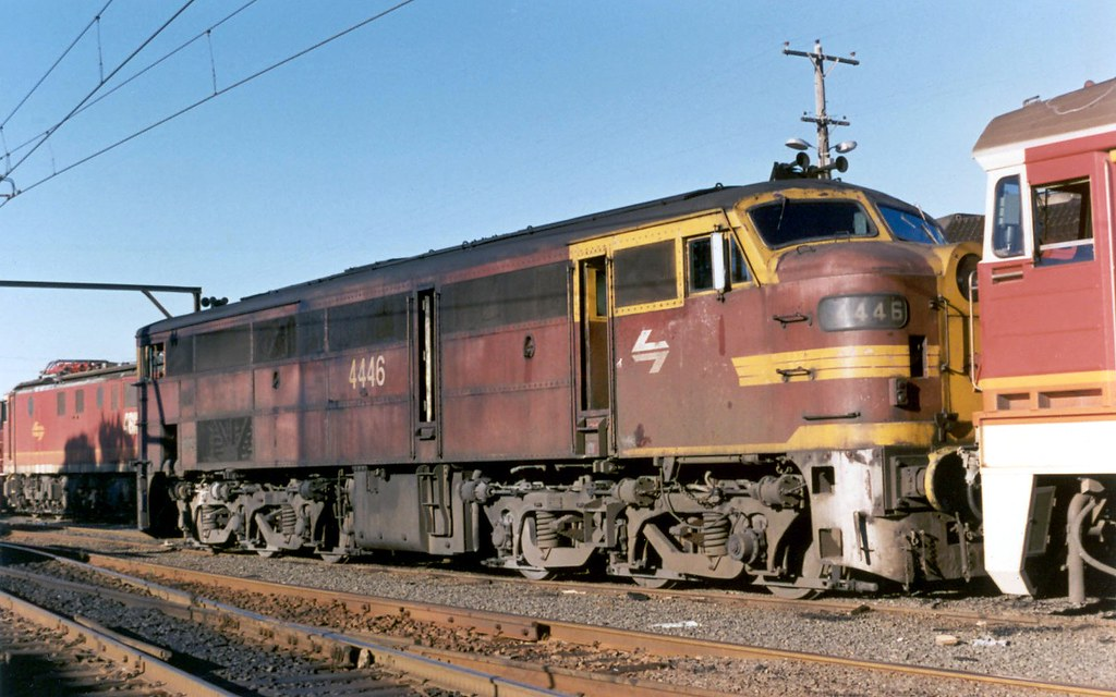 4446, Enfield, NSW by dunedoo