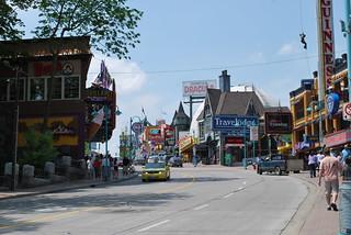 Clifton Hill Niagara Falls Ontario Canada The Niagara F