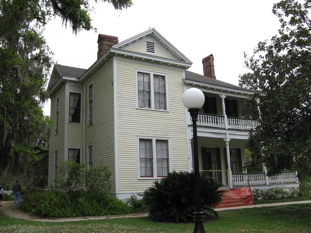 Fairview-Riverside State Park, Otis House | Fairview-Riversi