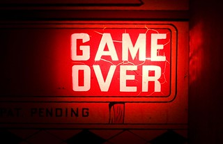 Game Over | by Thomas Hawk