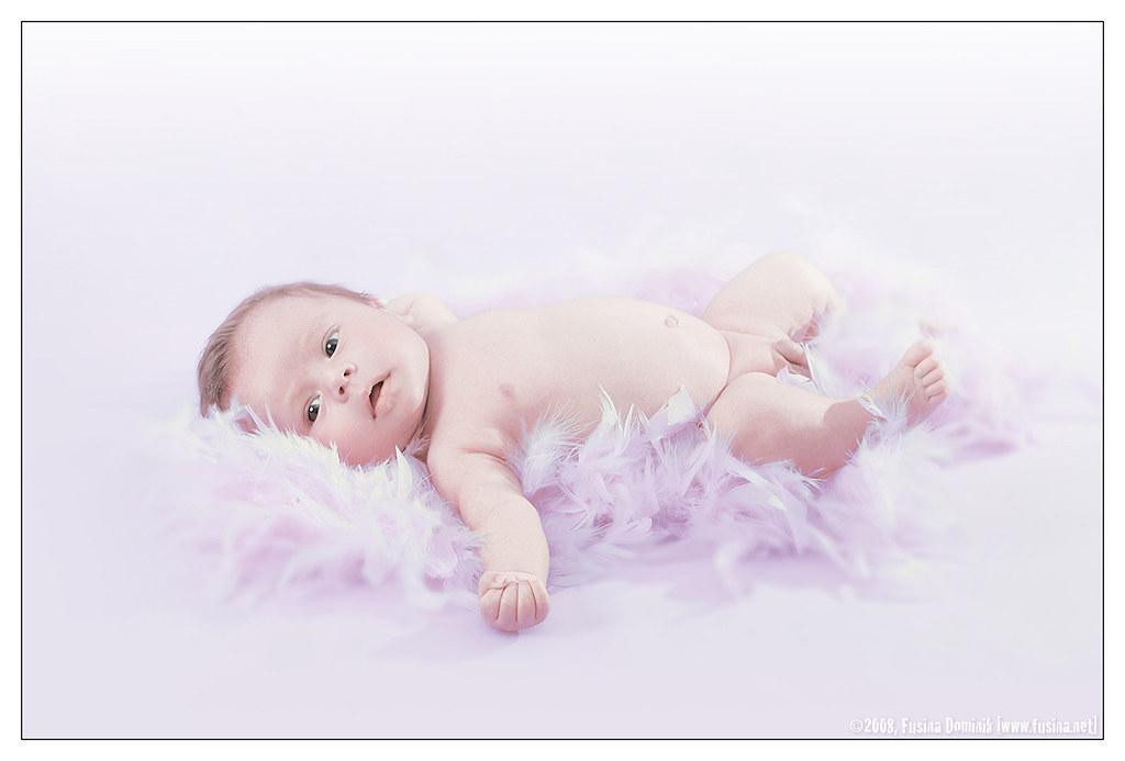 Sweet Baby cloud plucks - bébé plume