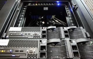 IBM Server Machines | by Haseeb ANSAR