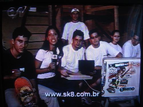 Sk8 no Almanaque - Globo News | by Sk8.com.br (Brasil)
