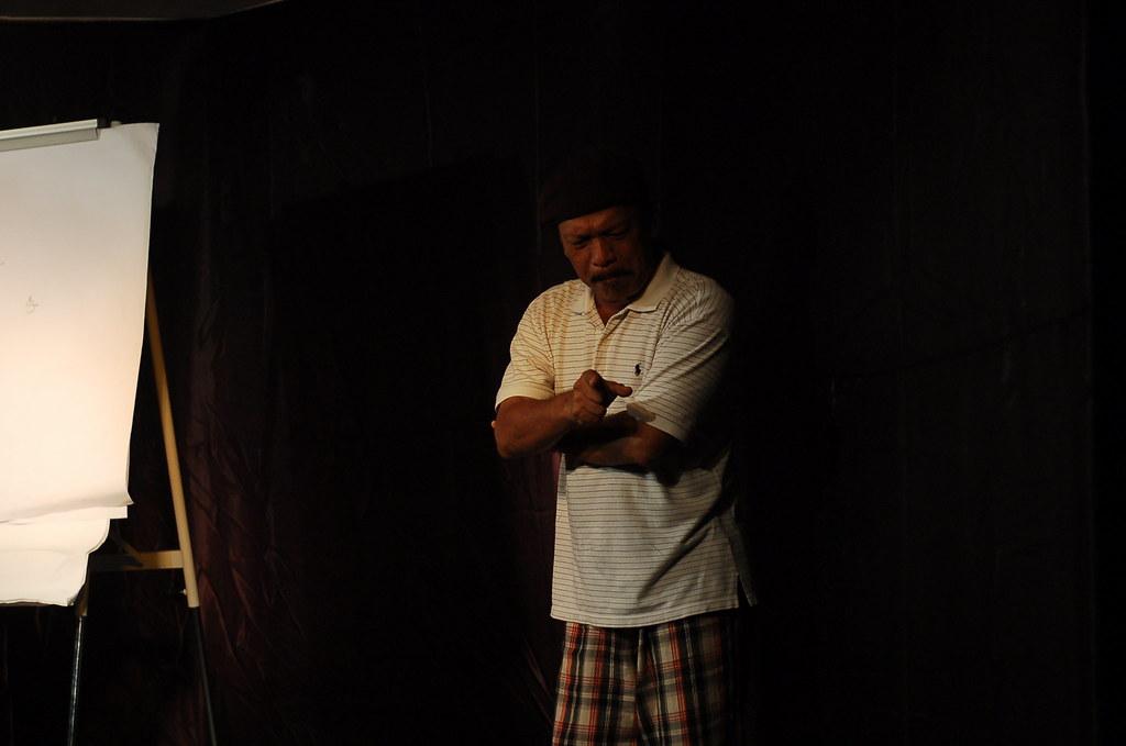 Teater Monodrama 'Jual Ubat' - Khalid Salleh #46