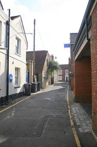 Back Lane, Rochford. | by ol'pete