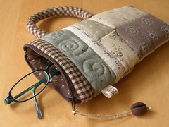 CoffeeMug pouch 23 | by PatchworkPottery