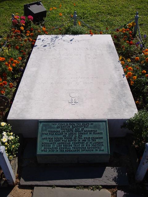 Quentin Roosevelt Memorial