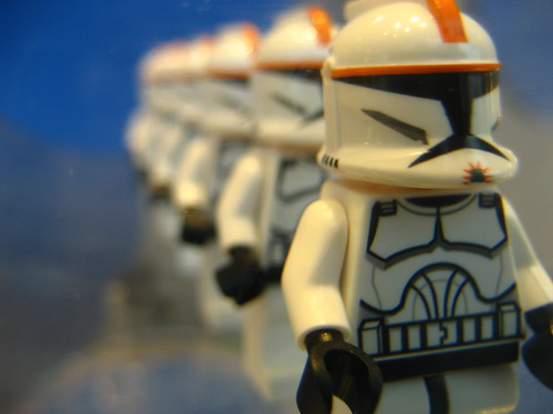 Clone troopers | by adactio