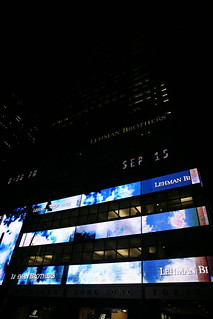 Lehman Brothers headquarters in NYC | by Robert Scoble