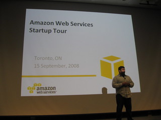 Prashant Sridharan, Director, Amazon Web Services | by False Positives