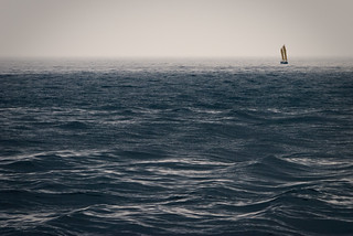 Sailing Steely Seas... | by floatingface