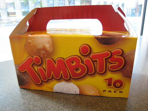 Timbits | by mastermaq