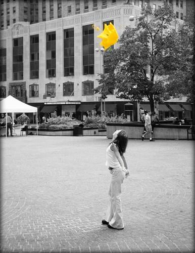 girl umbrella cincinnati windy delitefulimage mayorspick