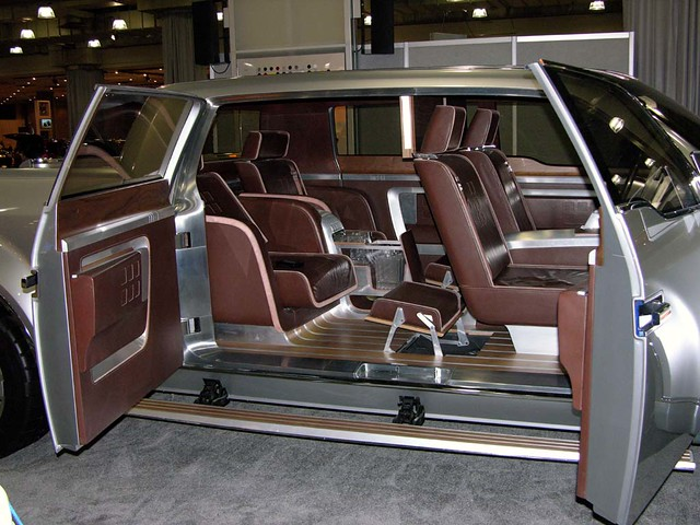 Ford Super Chief Concept Swanky On The Inside Looks Lik Flickr