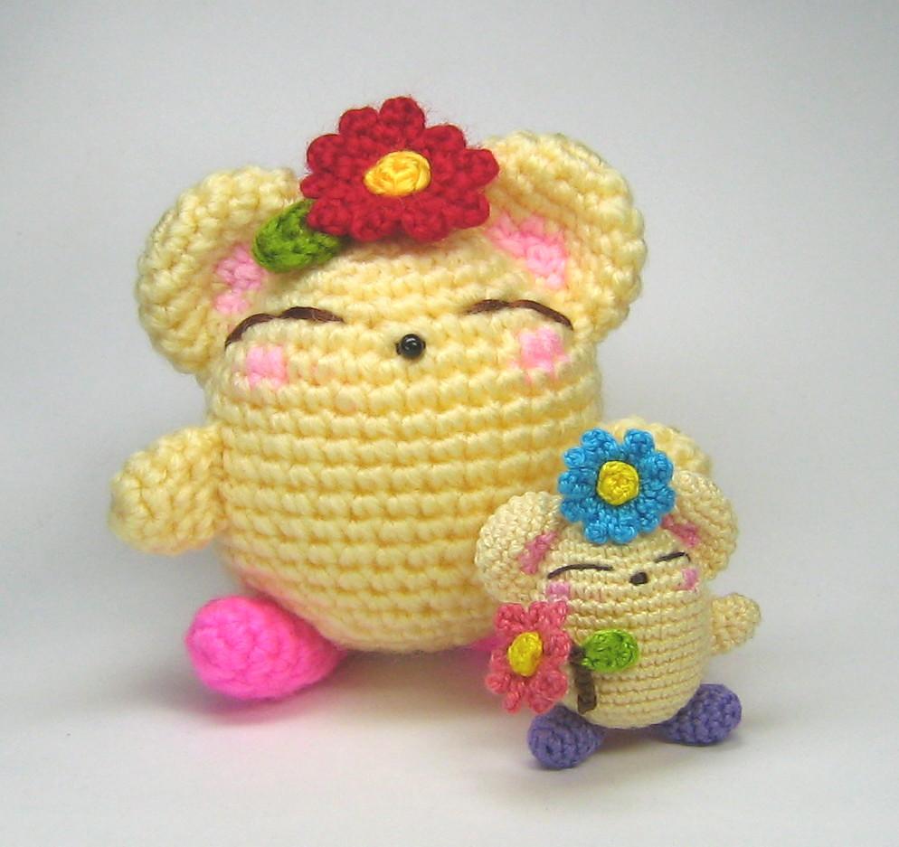 Cute Tiny Amigurumi Patterns   Crochet amigurumi free patterns ...   937x994
