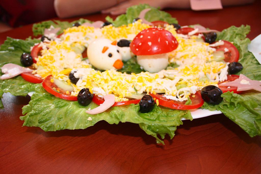 Salad Decoration Rate My Photo 1 2 3 4 5 6 7 8 9 10 Osman Bedel