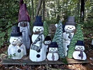 The Lost Snowmen Patrol