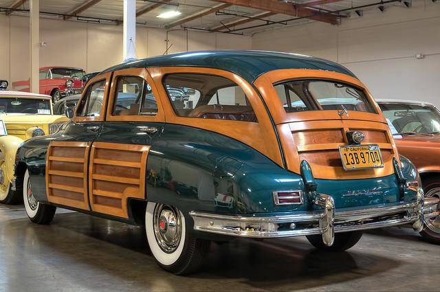 1949 Packard Eight 2393 Station Sedan